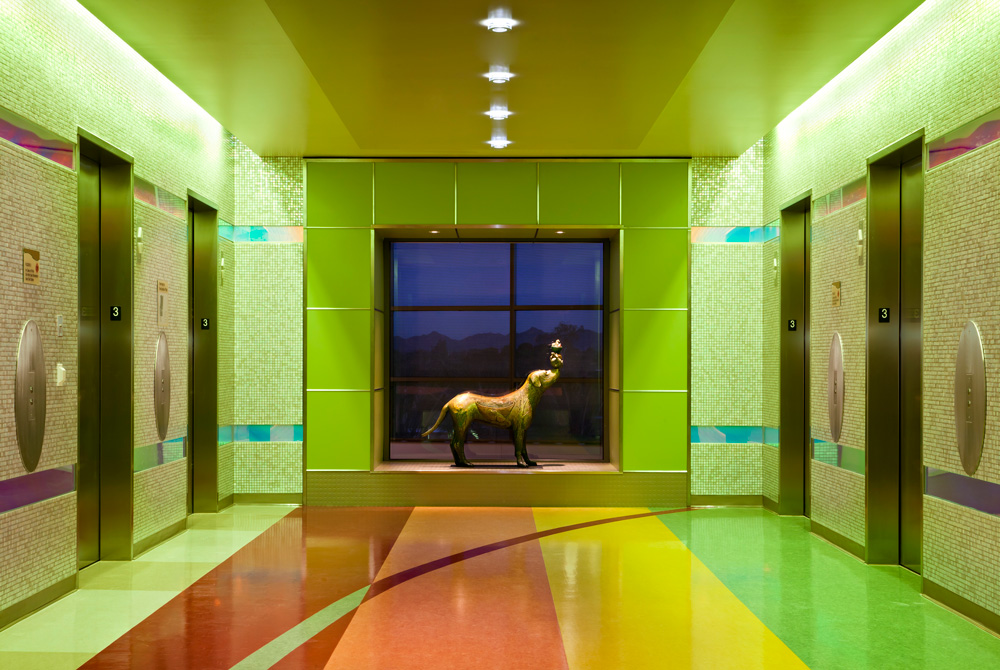 2nd-Floor-Dog-Sculpture