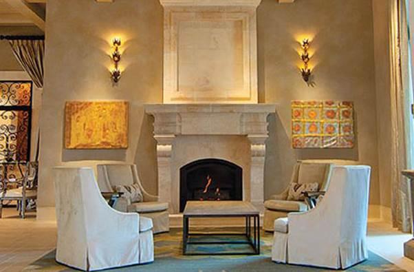 Elian Fireplace