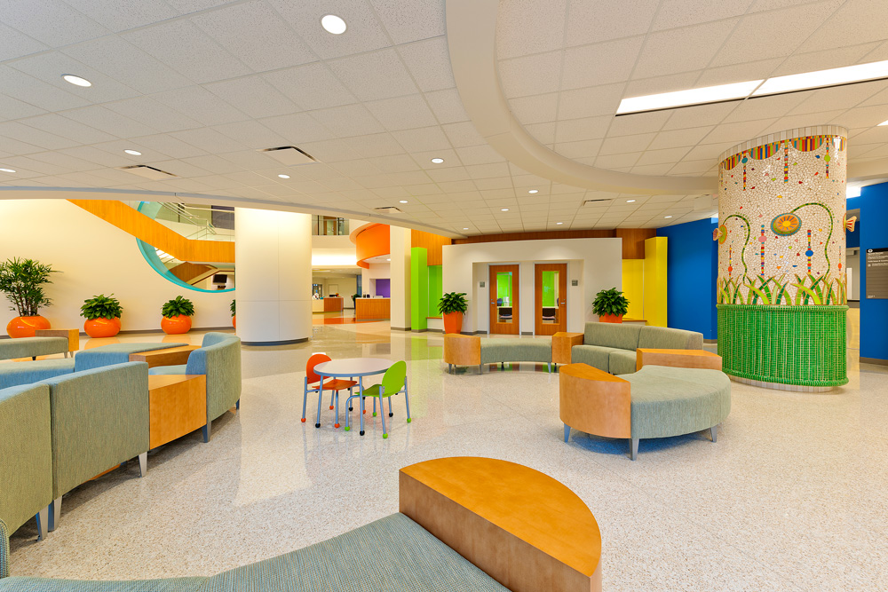Texas Children's Hospital West Campus | American Art Resources