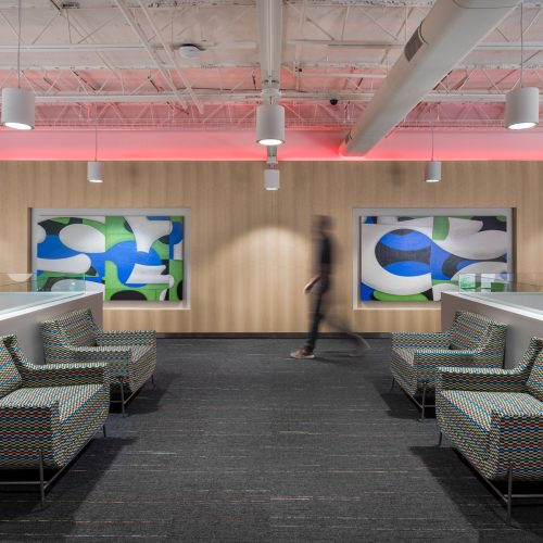 PCH Conference Center 2nd Floor Lobby-4